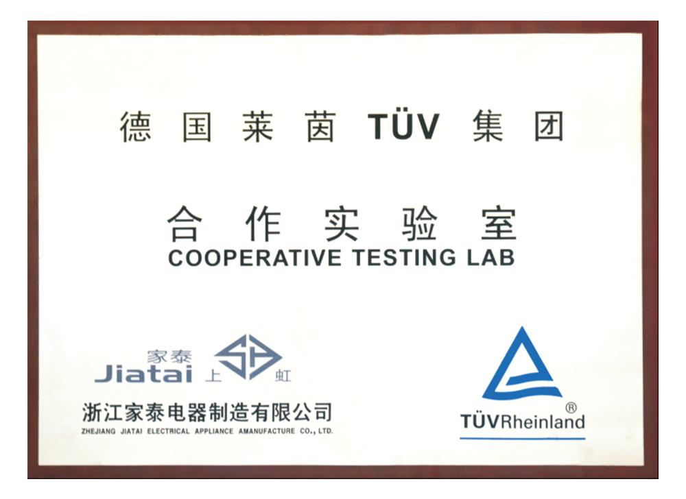 德国莱茵TUV集团合作实验室
